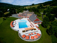 Quechee Club Pool 2016